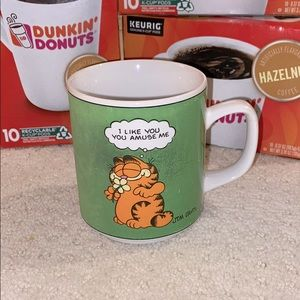 💚Vintage 1978 Garfield by Jim Davis Coffee Mug💚
